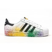 Кроссовки Adidas Superstar Paint