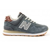 Кроссовки New Balance grey-brown