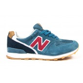 Кроссовки New Balance blue-red