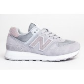 Кроссовки New Balance light grey