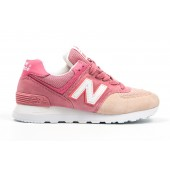 Кроссовки New Balance pink-body color