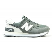 Кроссовки New Balance grey-white