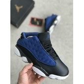 Кроссовки Nike Air Jordan 13 blue-black-white