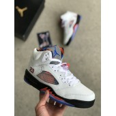 Nike Air JORDAN 5 Retro International Flight Белые