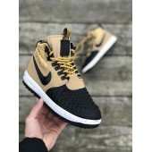 Nike Lunar Force 1 Duckboot 17 Black Beige