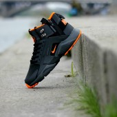 Nike Huarache Winter Acronym Black/Orange