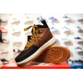 Lunar Force 1 Duckboot Yellow Black