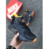 Nike Air Huarache Acronym Winter Orange Black