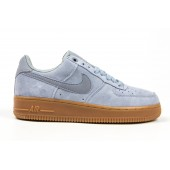 Кроссовки Nike Air Force Green SkyBlue