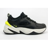 Кроссовки Nike 2k Techno black-white-yellow