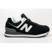 Кроссовки New Balance black-white