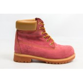 Ботинки Timberland  light red